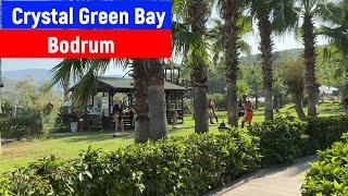 Crystal Green Bay Resort Spa Бодрум Турция 2020 Обзор отеля