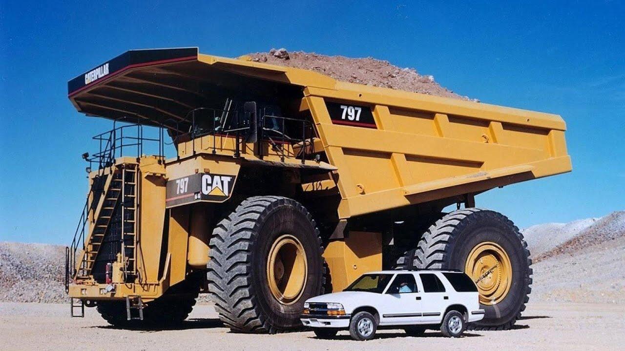 фото большие машины