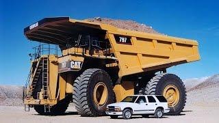 видео: Самые большие машины и механизмы в мире
