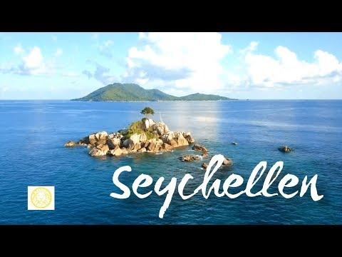 Seychelles 2017 holidays La Digue, Praslin, Seychellen Drone