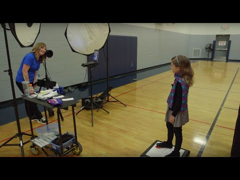 Behind The Scenes Of A Lifetouch School Portrait