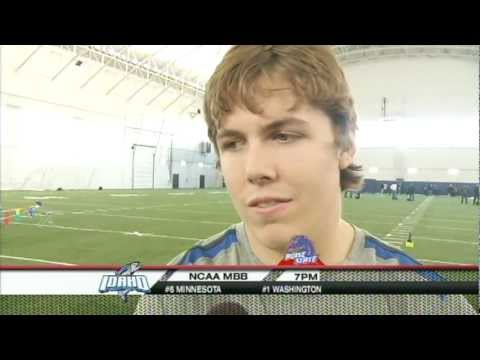 Kellen Moore on NFL Draft and where he might be heading