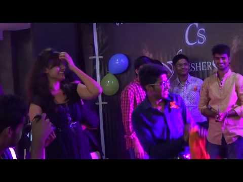 engineering collage bikaner(ecb) cse fresher party 2015  part 2