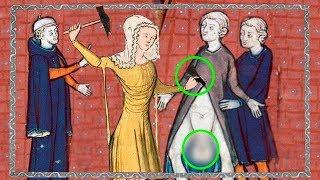 Странные для современного человека вещи, которые творились во времена Средневековья