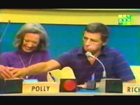 Match Game 77 Episode 1096 The Microphone Funeral with Polly Holliday