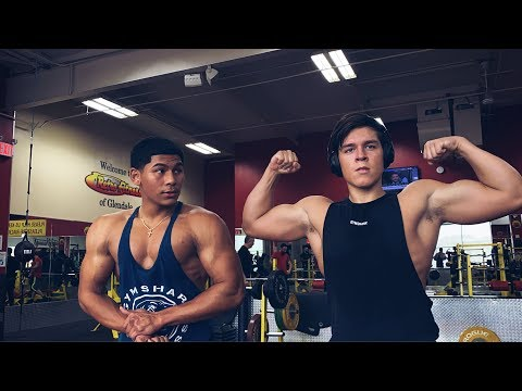 MOE TEAM | MIND OVER EVERYTHING | CHEST WORKOUT