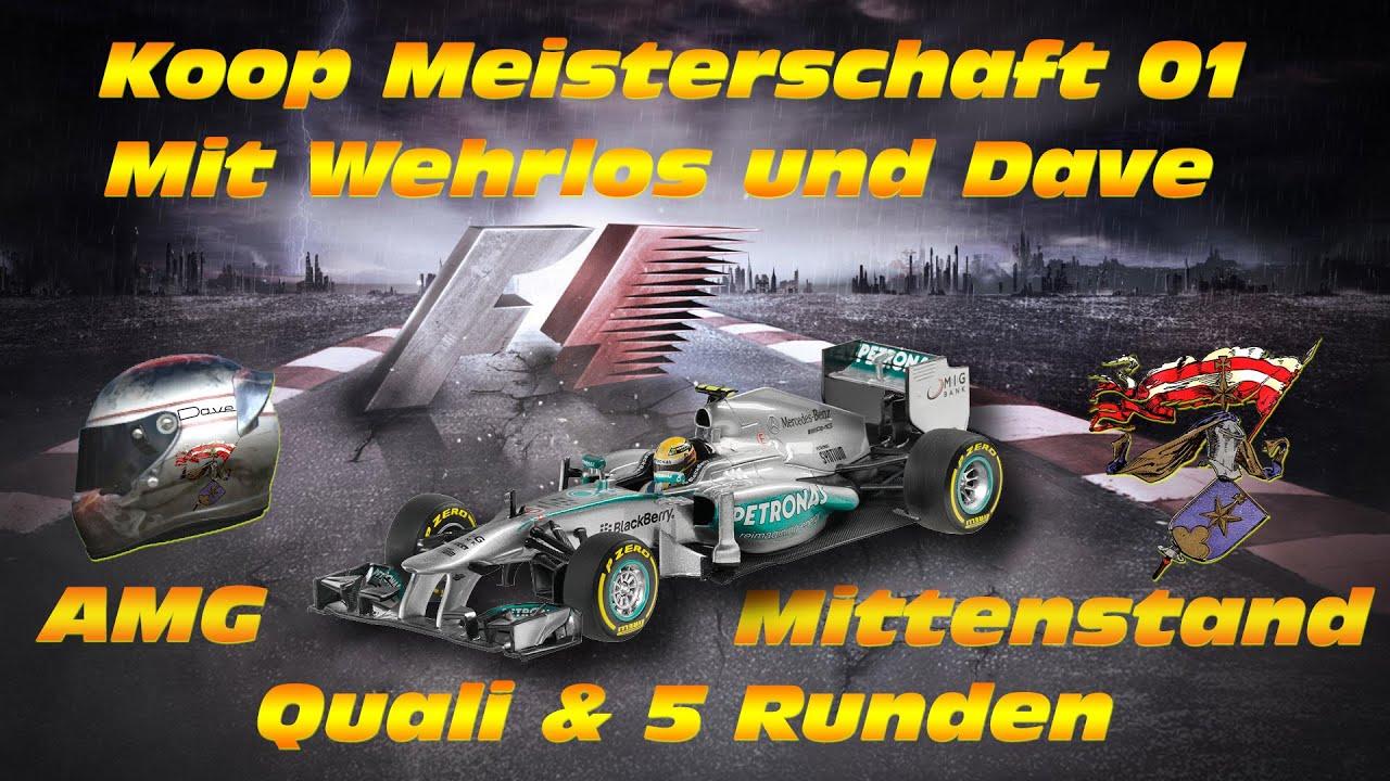 F1 Wm Stand