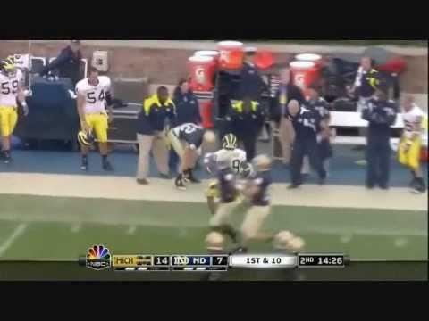 Michigan 2010 Season Highlights
