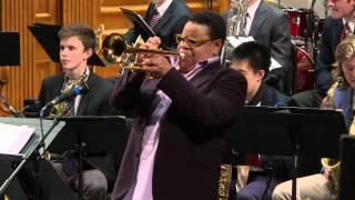 "Williams Jazz Ensemble: ""The Waltz You Swang For Me"" – Thad Jones 2"