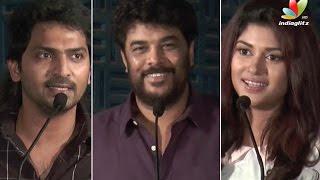 Oviya is my lucky charm - Sundar C | Hello Naan Pei Pesuren Audio Launch | VTV Ganesh
