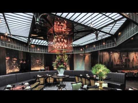 Hong Kong restaurant Mott 32 by Joyce Wang: World Interior of the Year 2014