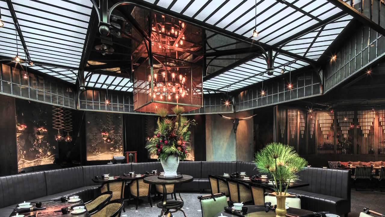 Hong Kong Restaurant Mott 32 By Joyce Wang World Interior Of The Year 2014