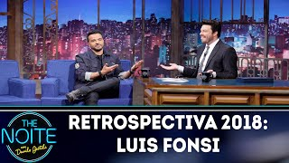 Baixar Retrospectiva 2018: Luis Fonsi | The Noite (14/01/19)