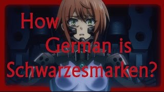 HOW GERMAN IS IT? I hope that was a question you asked while watchi...