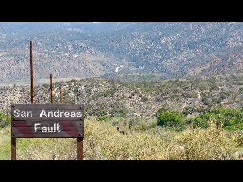 San Andreas Seismic Shift Predicting Massive California Earthquake