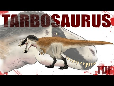 Tarbosaurus Tyrant Of Asia (TDF Facts)