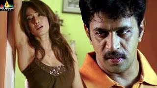 Singamalai Movie Scenes | Arjun Teasing Meera Chopra | Telugu Movie Scenes | Sri Balaji Video