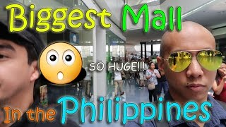 The Biggest Mall in Philippines | March 12th, 2017 | Vlog #52