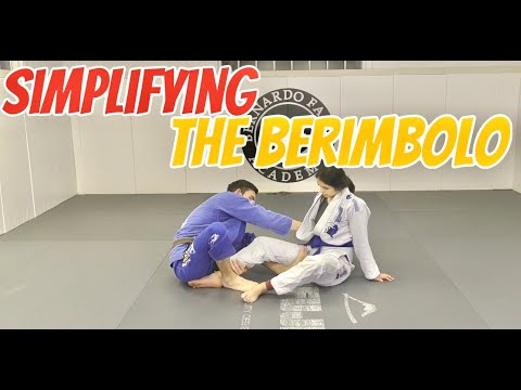 SIMPLIFYING The Berimbolo