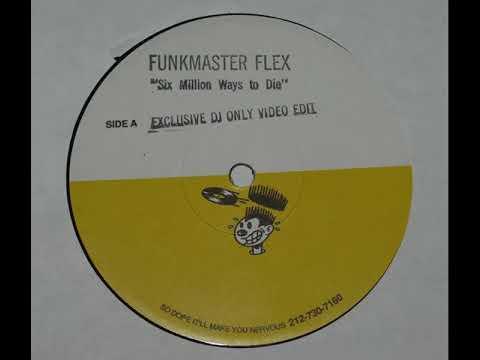 Funkmaster Flex - Six Million Ways to Die (feat. 9 Double M) [Azali5 Man Exclusive]