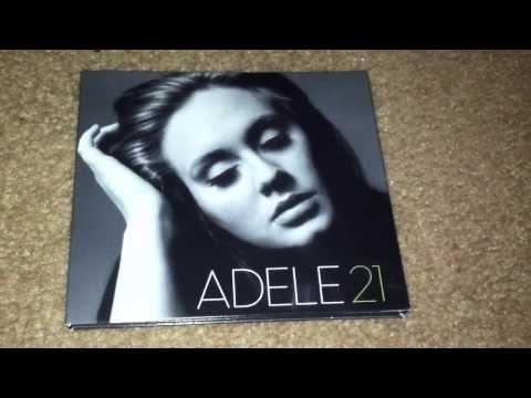 Unboxing Adele - 21
