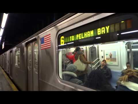 IRT Pelham Local & Express: 3rd Avenue-138th Street (Manhattan, Pelham Bay Park & Parkchester)