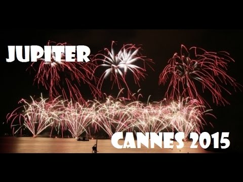 Jupiter (Argentina) Festival d´Art Pyrotechnique de Cannes 2015 (HD)