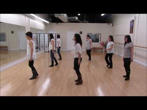 Nancy Mulligan - Line Dance (dance & teach)