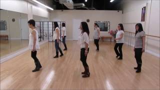 Nancy Mulligan Line Dance (dance & teach)