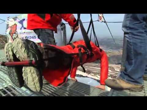 La tirolina más larga de Europa | Euromaxx