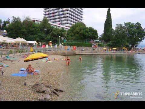 Tomaševac beach (Opatija)