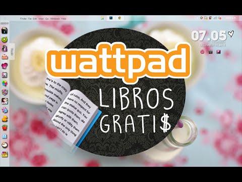 Aplicación para leer/descargar libros gratis ♡ Wattpad