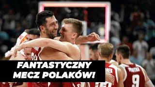 Niewiarygodny mecz polskich koszykarzy! Kluczowa zmiana odmieniła mecz