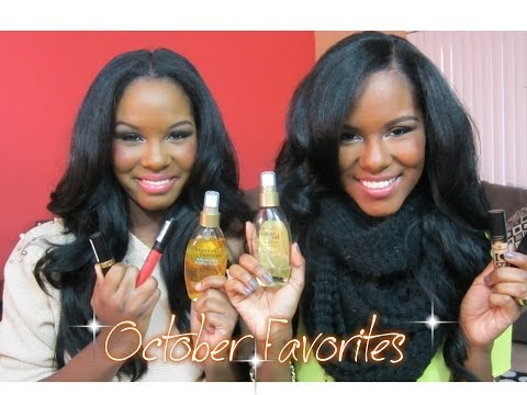 October Favorites 2013! +Bloopers!