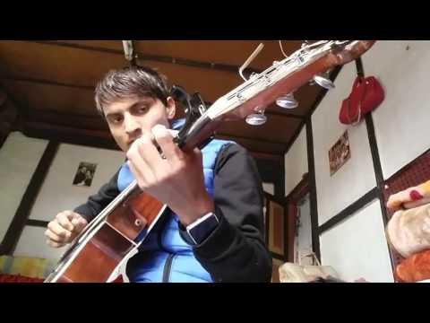jingle bell guitar solo