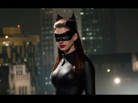 Catwoman (Anne Hathaway) - All Fight Scenes | The Dark Knight Rises