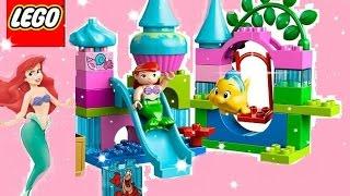 LEGO duplo - 10515 Ariel's Undersea Castle