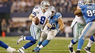 Lions vs Cowboys   NFL Wild Card Playoffs   Madden 15