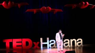 Thinking about movies | Richard Peña | TEDxHabana