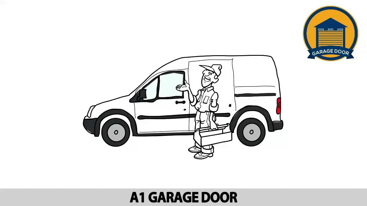 Garage Door Repair Bellevue | A1 Garage Door
