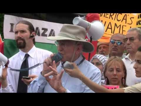 """Former U.S. Ambassador Peck Calls Gaza Ordeal--""""Piracy!"""""""