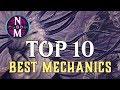 MTG Top 10: MOST BROKEN Mechanics