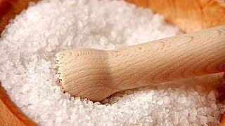 Streue etwas Salz in die Ecken deiner Wohnung und sehe was passiert!
