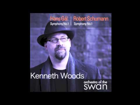 Schumann Symphony no. 1- Finale, Kenneth Woods, Orchestra of the Swan