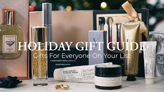 Jewelry Under $100, Luxury Beauty, Soft Sweaters & More    Gift Ideas