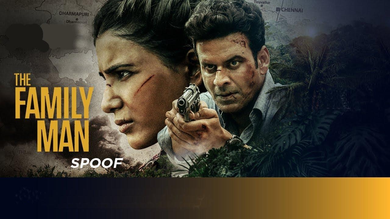 The Family Man Season 2  Funny Video 2021  Raj & DK   Manoj Bajpayee, Samantha   CCA