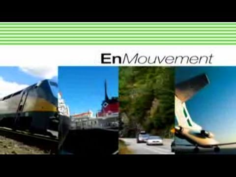 Transports Canada : En mouvement