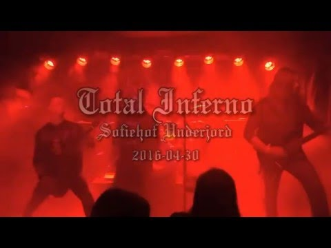 Total Inferno - Bloodshed - Sofiehof Underjord - 2016-04-30