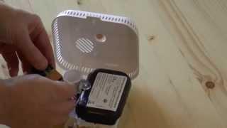 Détecteur de fumée SDIS