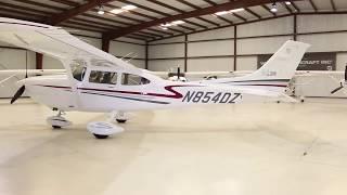 AIRPLANE FOR SALE: 2002 Cessna 182T Skylane By Van Bortel